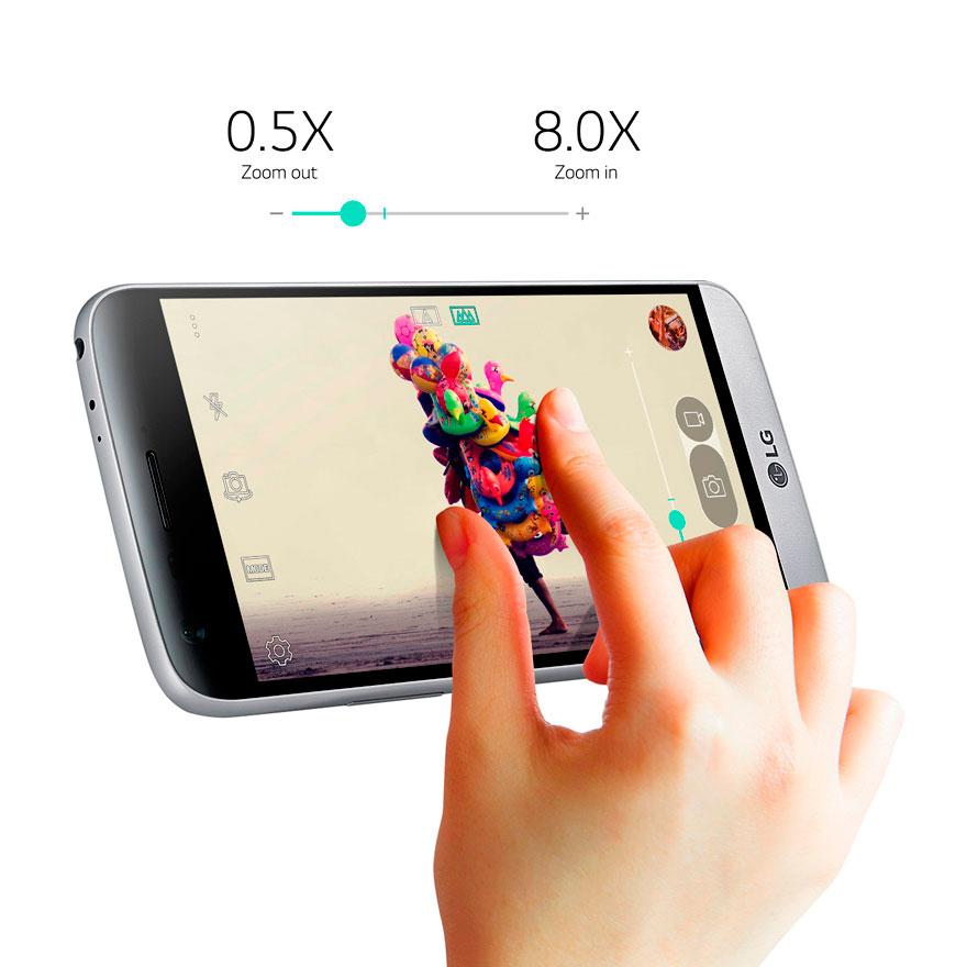 LG G5 Camara Zoom