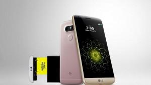 LG G5 diseño