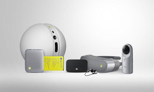 LG G5 modulos