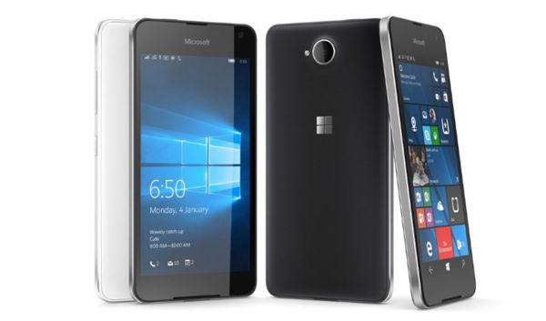 Lumia 650 ha sido anunciado oficialmente