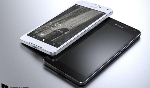 Lumia 650 ha sido mostrado