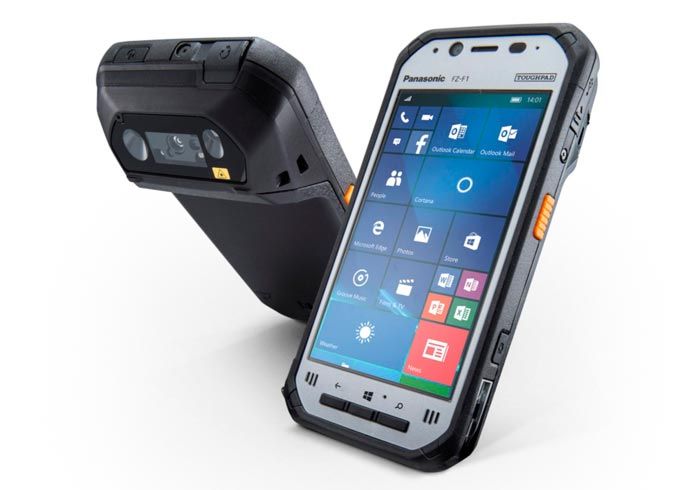 Panasonic Toughpad FZ-F1