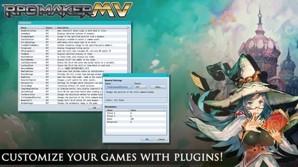 Software RPG Maker MV
