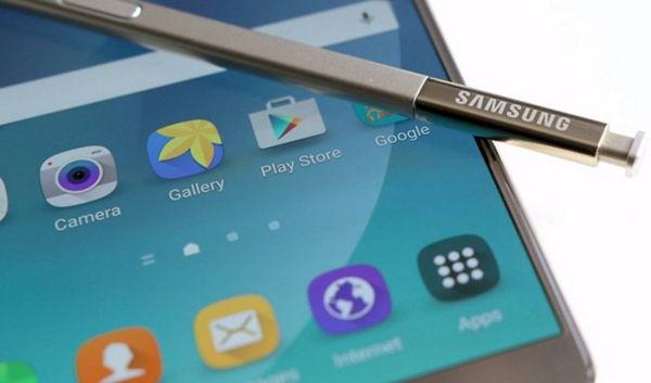 Samsung Galaxy Note 6 llegará a Europa