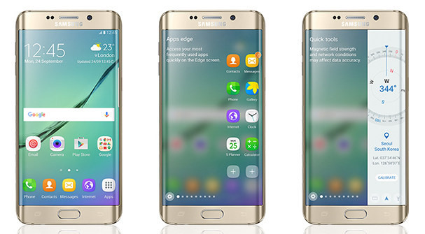 Samsung Galaxy S6 y Galaxy S6 Edge reciben Android Marshmallow