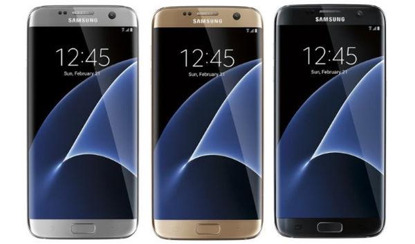 Samsung Galaxy S7 Edge filtrado en tres colores