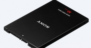 Sony SLW-M es el primer SSD de la firma japonesa