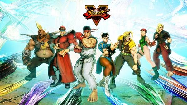 Street Fighter V GeForce 361.91 WHQL
