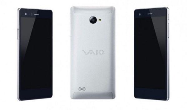 VAIO Phone Biz con Windows 10