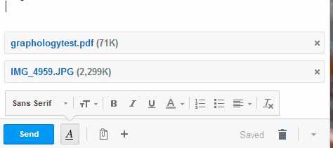 Adjuntar varios archivos al mismo tiempo