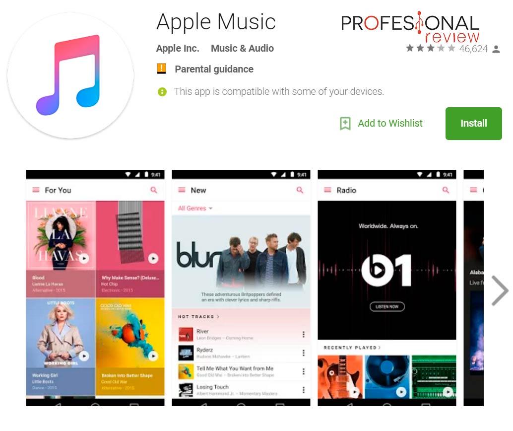Photo of Como guardar musica de Apple Music en Android microSD