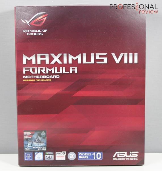 Asus Maximus VIII Formula