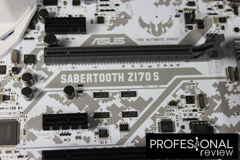 Asus Sabertooth Z170S