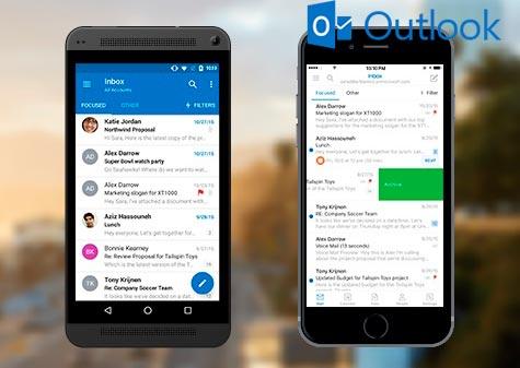 cancelar el envío de correo en Outlook