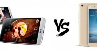 comparativa LG G5 vs xiaomi Mi5
