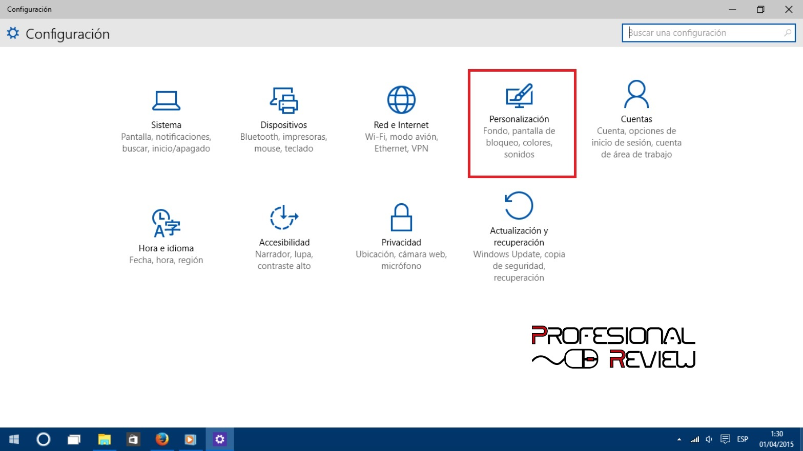 Como cambiar fondo de escritorio automaticamente en windows 10 for El fondo de escritorio