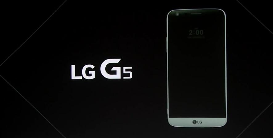LG G5 Latinoamerica