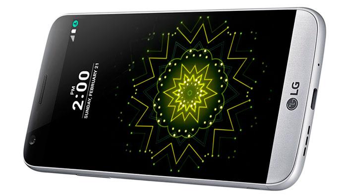 LG G5 disñeo