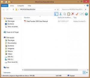 montar carpeta como una unidad de windows con Visual subst 6