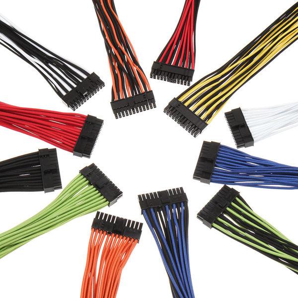 Photo of BitFenix Alchemy 2.0, nuevos cables sleeve de alta calidad
