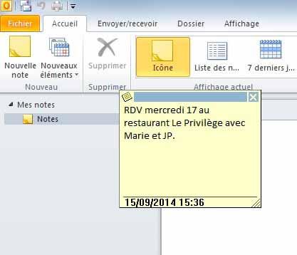 trucos de Outlook 2013