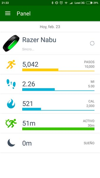 Razer Nabu Software