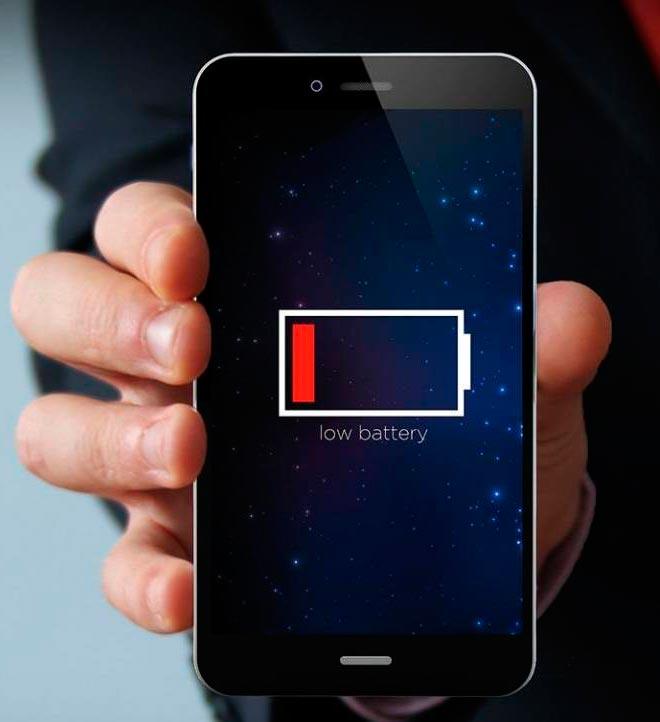 reducir consumo de la batería del Smartphone