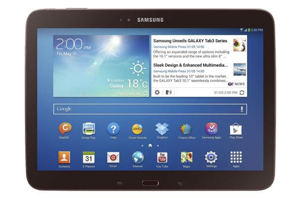 Photo of Samsung Galaxy Tab S3 filtrada en GFXBench