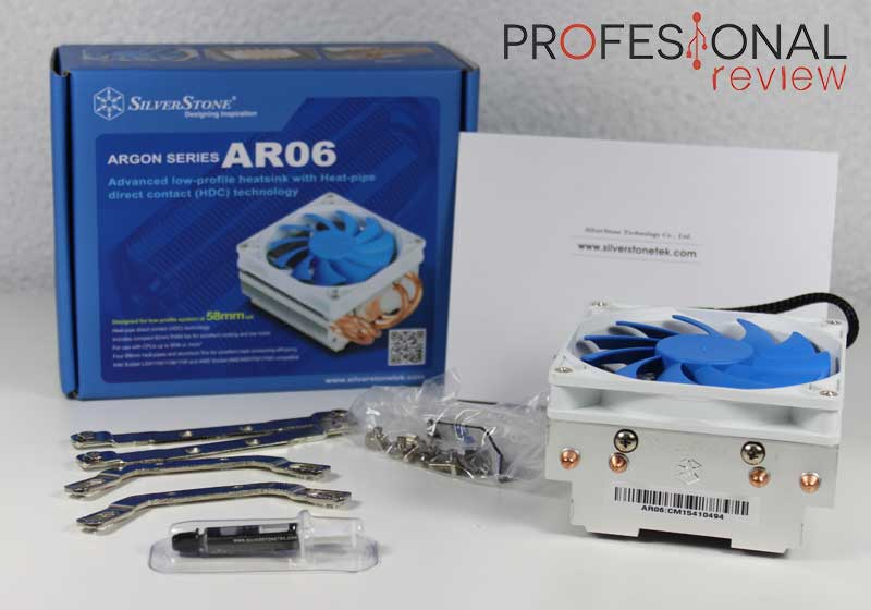 Silverstone Argon AR06 Review