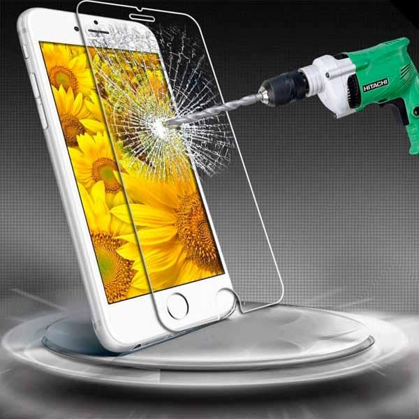 smartphone dure más tiempo cristal templado
