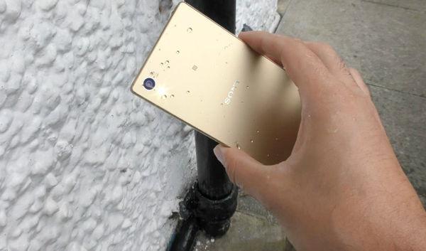 sony xperia z5 recibe android 6.0 marshmallow