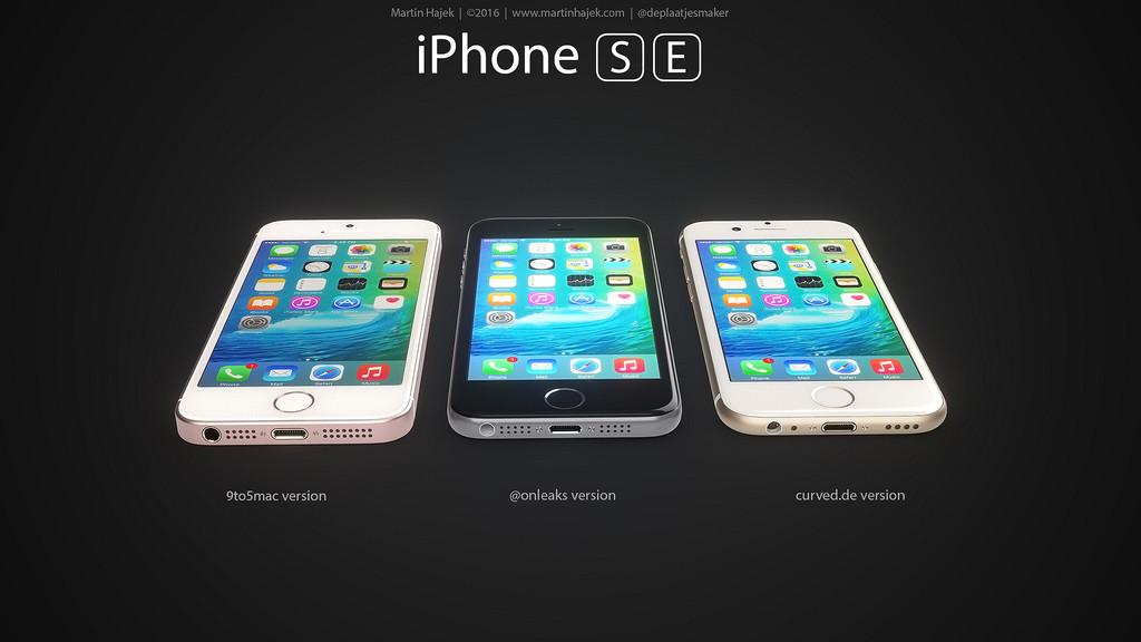 Photo of iPhone SE: ¿Cuales serán las diferencias con un iPhone 6?