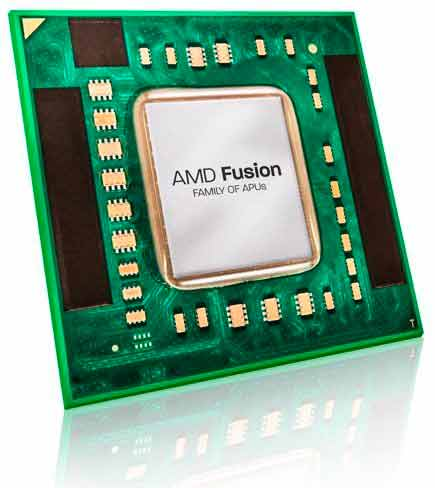 AMD venderá gráficas integradas