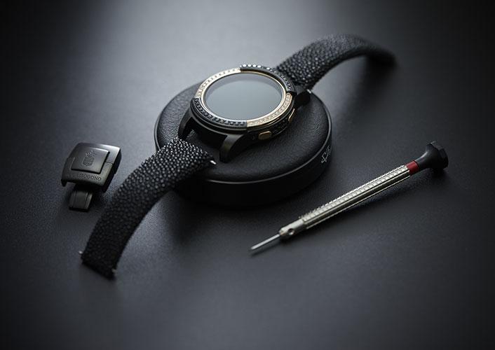 Photo of Samsung Gear S2 Grisogono, el smartwatch de lujo