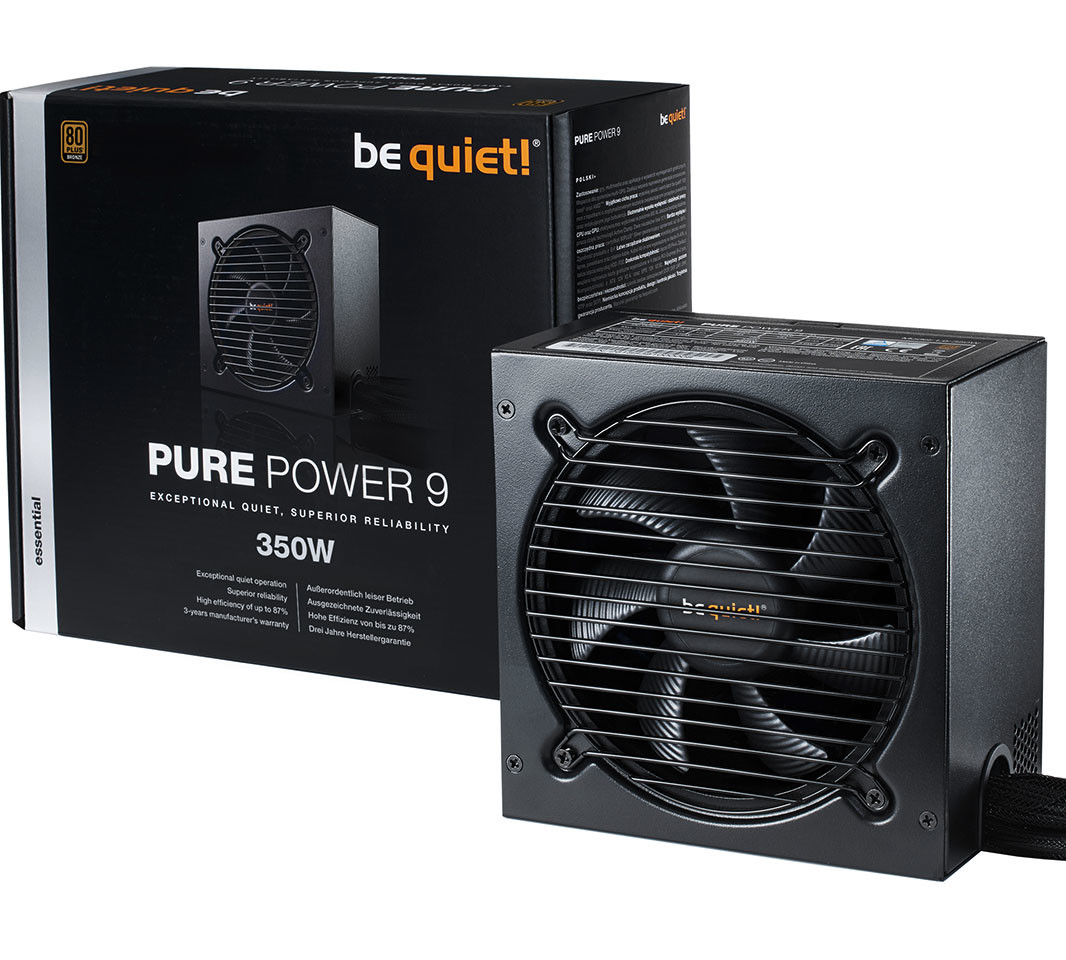 Be Quiet! Pure Power 9 series