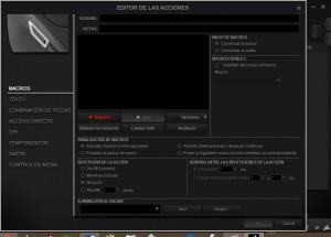 Corsair Sabre RGB software 2.1