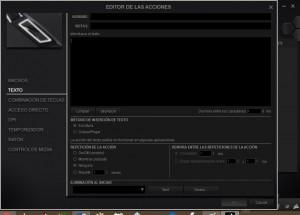 Corsair Sabre RGB software 2.2