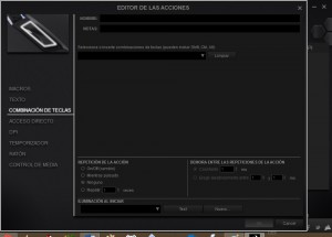 Corsair Sabre RGB software 2.3
