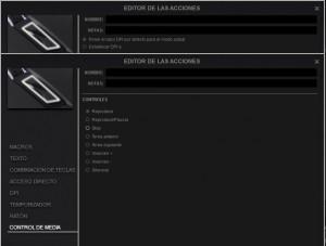 Corsair Sabre RGB software 2.8