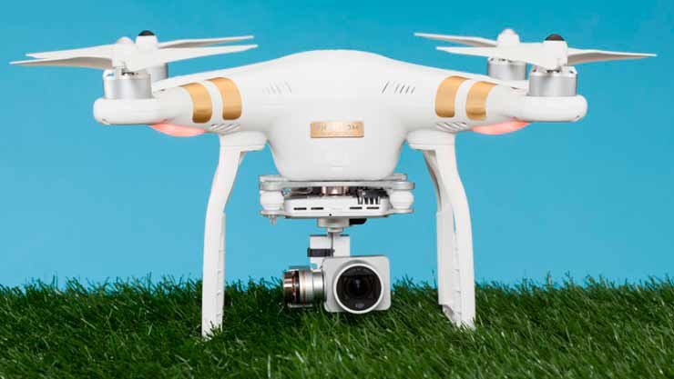 Dron-Phantom-3