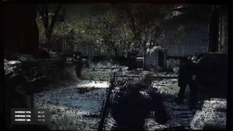 Gears of war: ultimate edition se rompe por culpa de gameworks