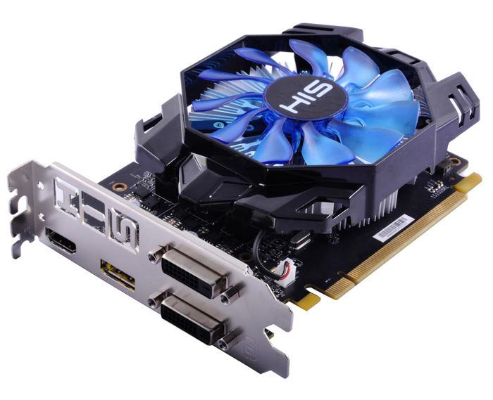 HIS Radeon R7 360 Green iCooler OC con TPD 50W