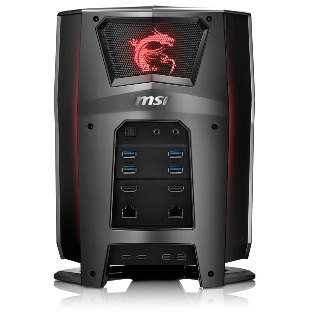 MSI vortex panel