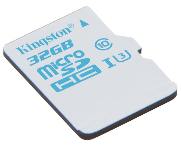 Photo of Nueva microSD Kingston para cámaras de acción