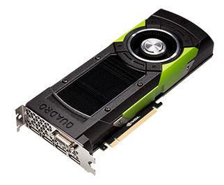 Nvidia Quadro M6000 con 24 GB