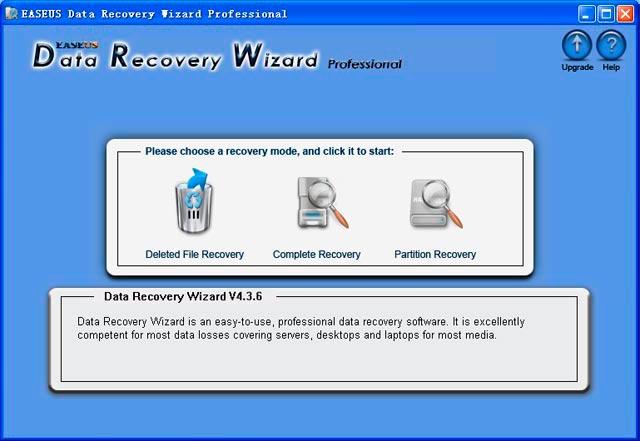 Programa para recuperar fotos y ficheros
