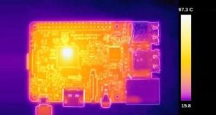 Raspberry Pi 3 se sobrecalienta