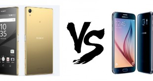 Samsung Galaxy S7 vs Sony Xperia Z5