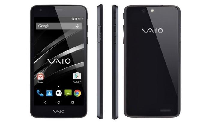 VAIO trabaja en un nuevo smartphone Windows 10