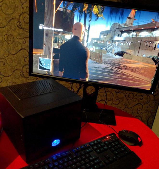 AMD Polaris realidad virtual con refrigeración pasiva